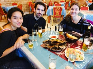 Happy Food Tour Guests (photo courtesy of AddisEats)